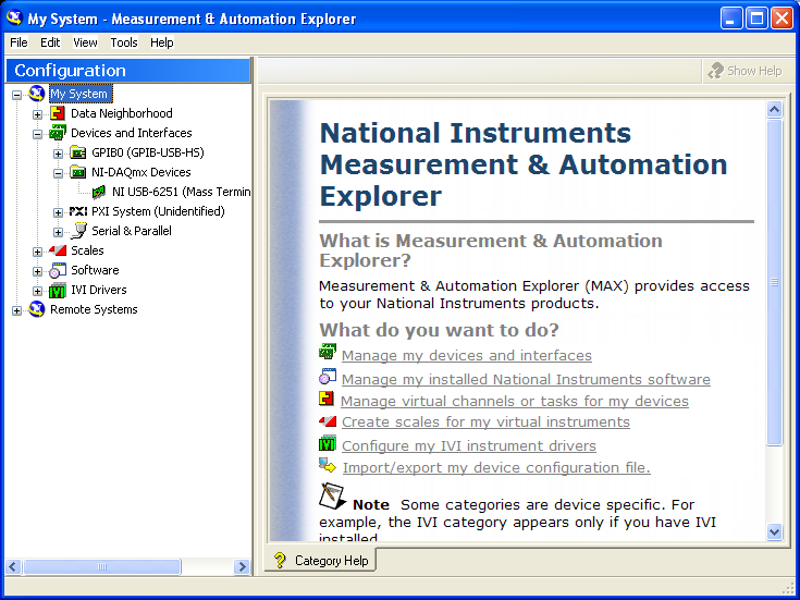 Download National Instruments Device Drivers