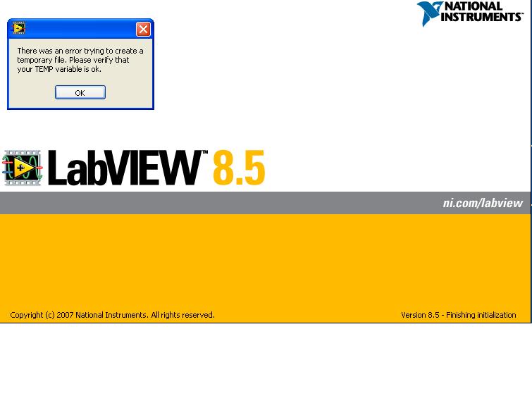 Help on Error Code -200279 - comp lang labview