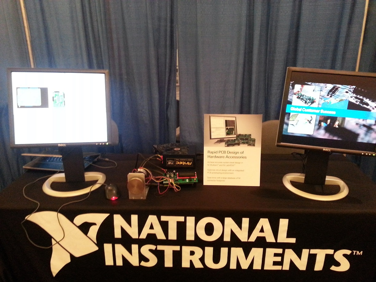National Instruments Circuit Design Community Blog Page 2 Simple Solar Tracking Electronics Forum Circuits Nidays