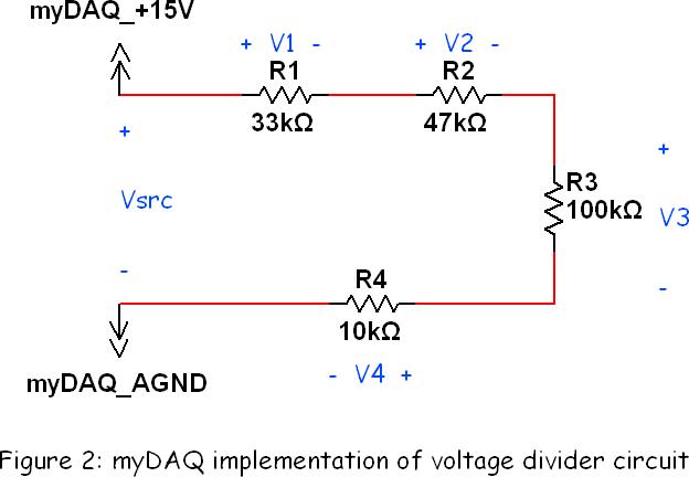 mydaq mini-lab  voltage divider i - discussion forums