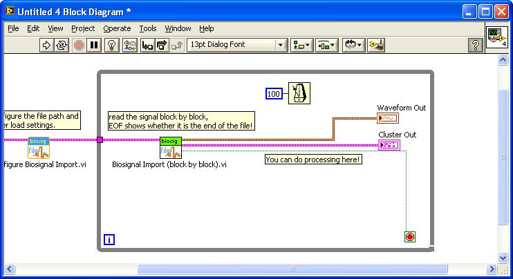How to use NI Biomedical Startup Kit 3 0 Source Code – Use