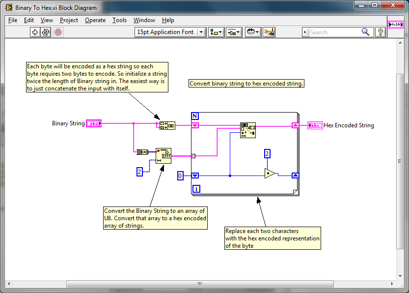 HEX Encoder and Decoder - NI Community - National Instruments