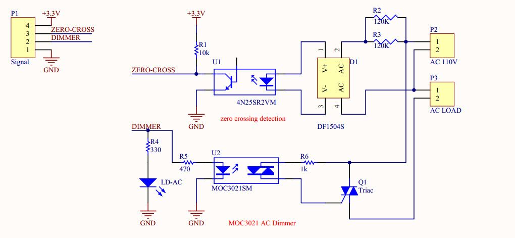 Firmware of ac dimmer discussion forums national