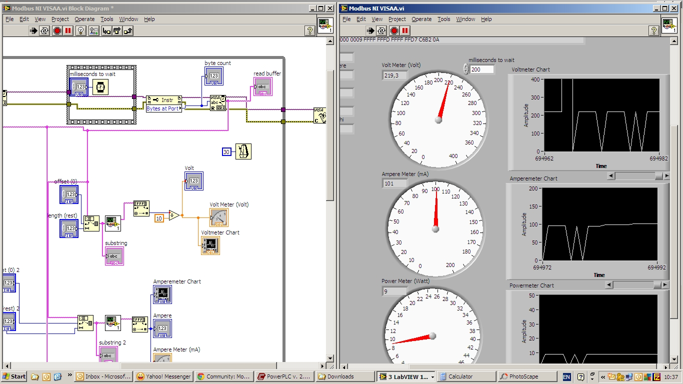 Labview Modbus Serial Example - workshopsokol