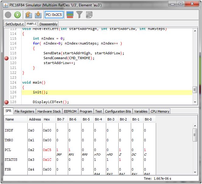 NI Multisim Microchip MCU Co-Simulation [Beta] - Discussion Forums