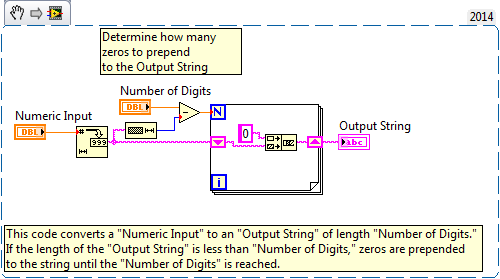 convert decimal to zero padded string discussion forums national