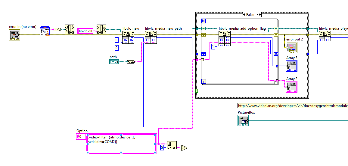 VLC scripting in LabVIEW - Page 3 - NI Community - National