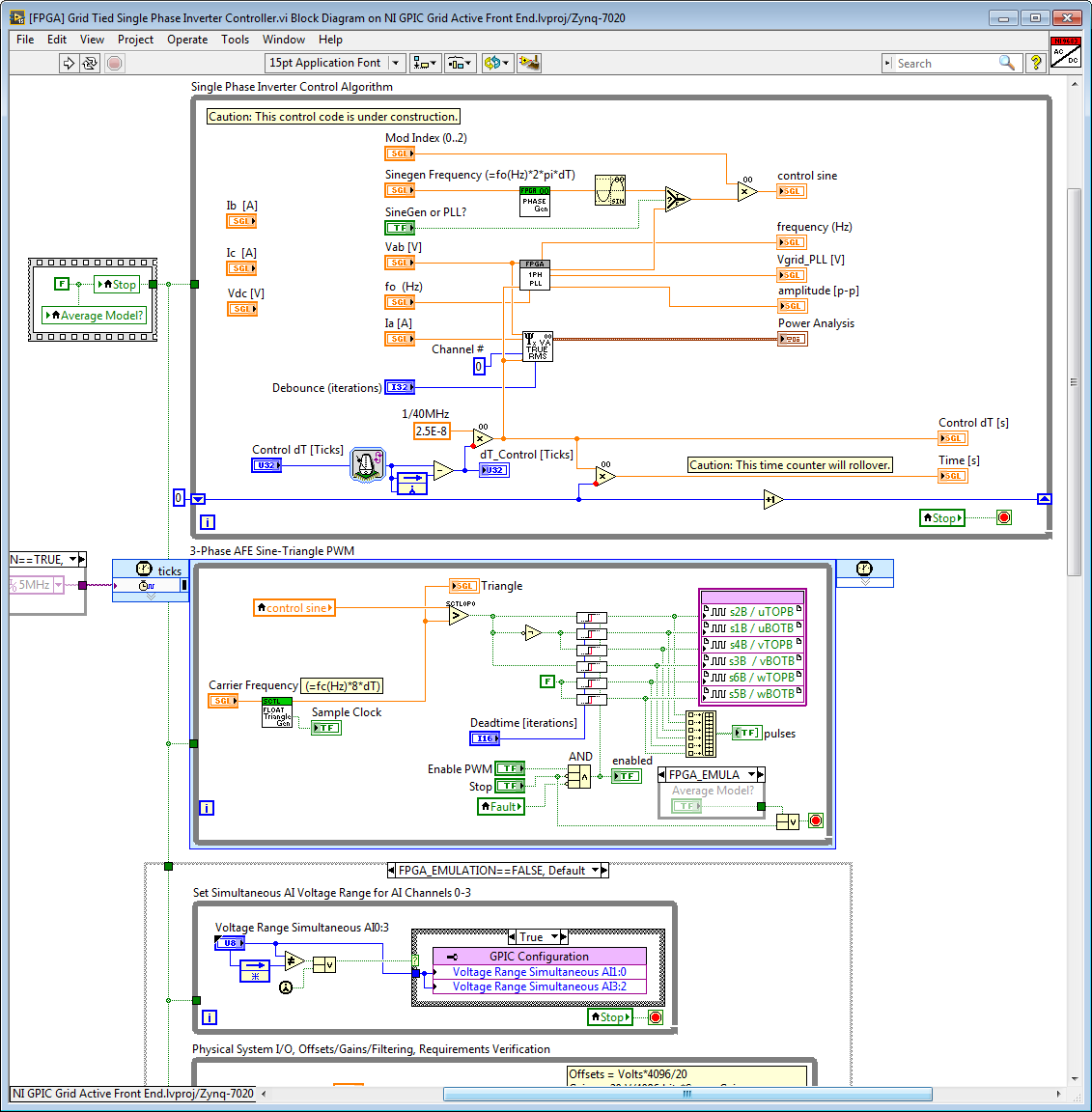 Guide to Power Electronics Control Application Examples and