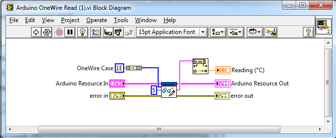 Archived: How Do I Load the LabVIEW Interface for Arduino