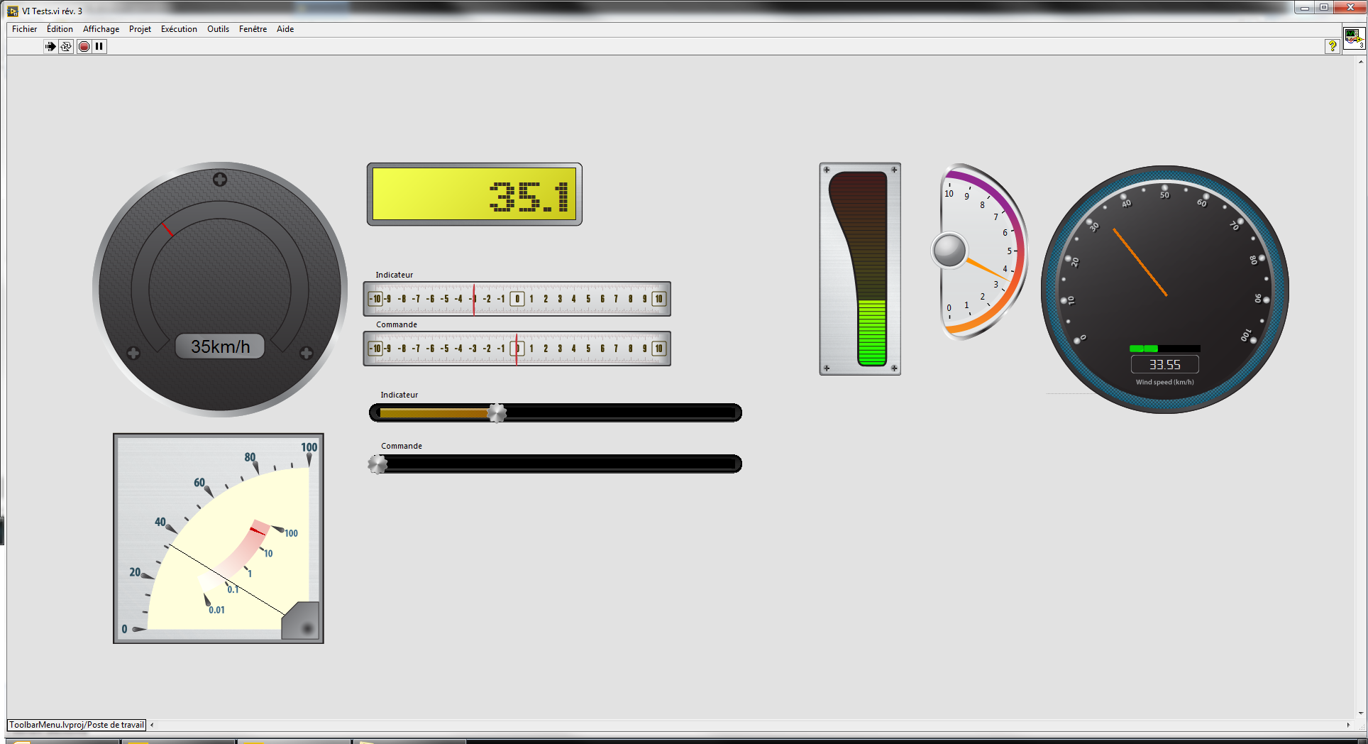 customizing the gauge control in labview discussion forums rh forums ni com LabVIEW Control Panels LabVIEW PID Controller