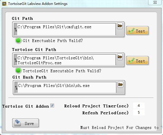 Labview Tortoise Git Integration [LV_TortoiseGit v0 8 1 1