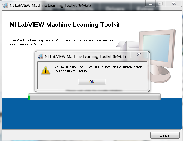 LabVIEW Machine Learning Toolkit - NI Community - National