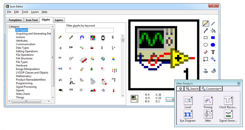 Best practices for creating icons in labview discussion forums icon editorg ccuart Choice Image