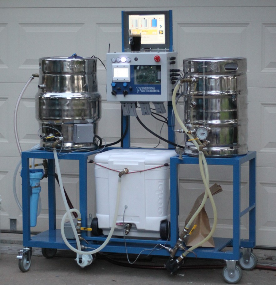 My Electric Brewery Discussion Forums National Instruments