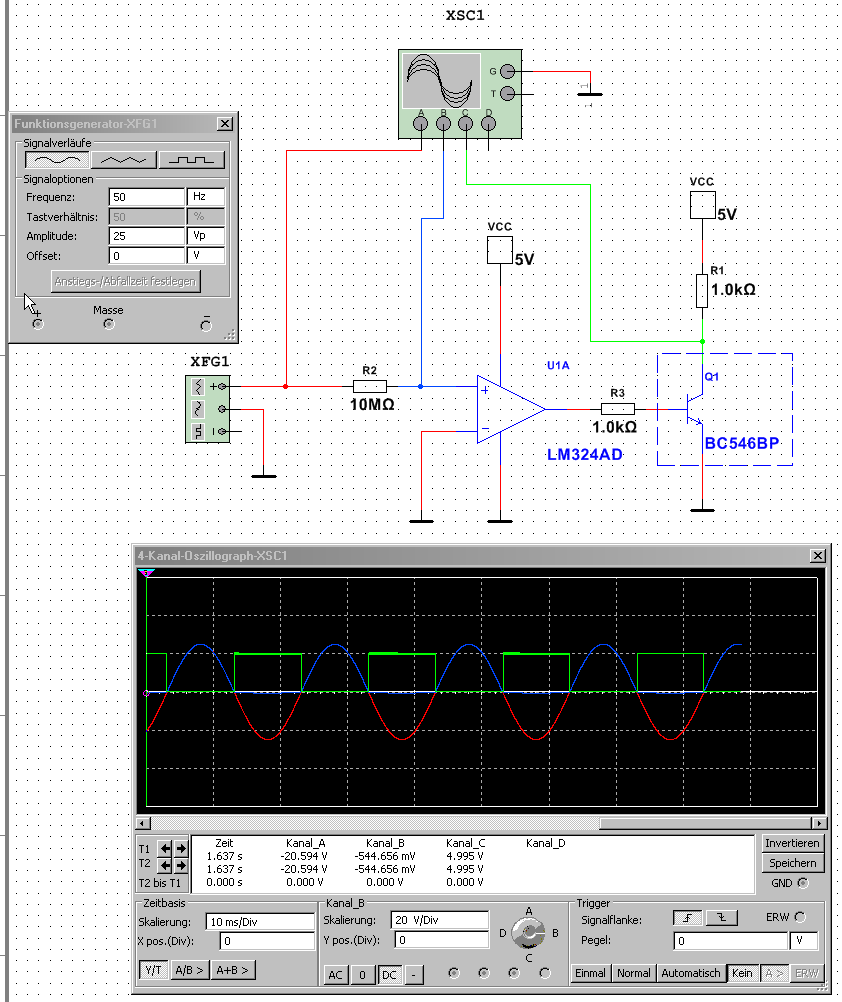 Zero Crossing Detector Simulation Discussion Forums National Circuit 2012 10 02 161214