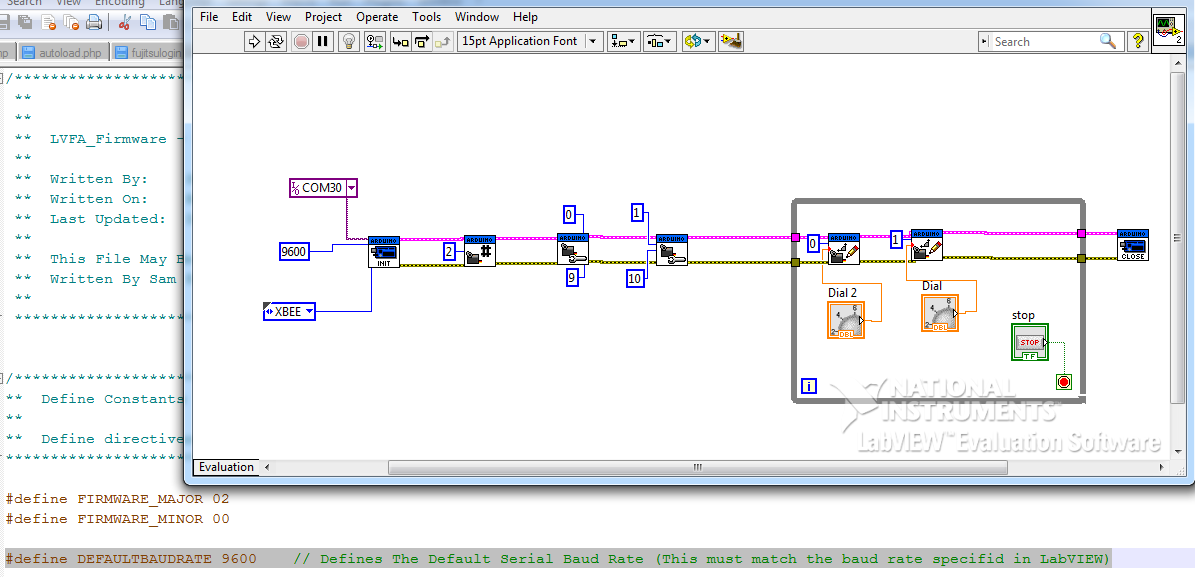 BEGINNER connection : Labview + Xbee - NI Community