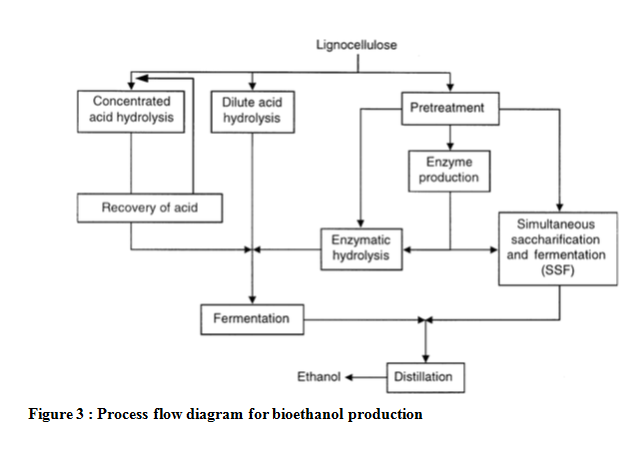 production of bioethanol from banana stem for student ... ethanol plant flow diagram