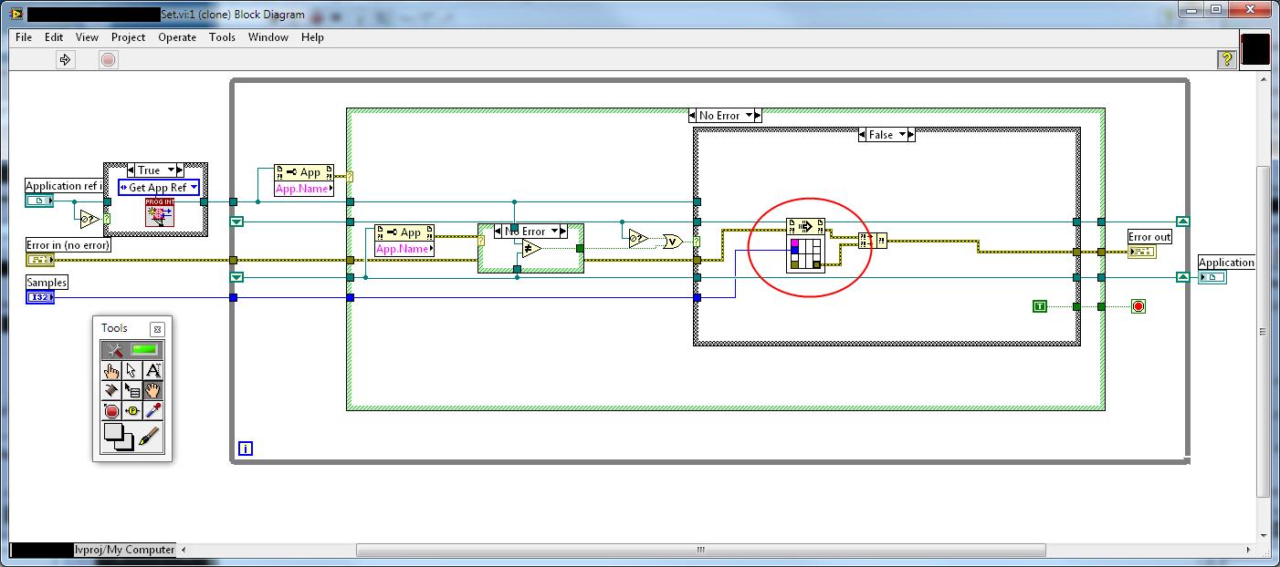 User Event Error at high CPU load error producing node.png