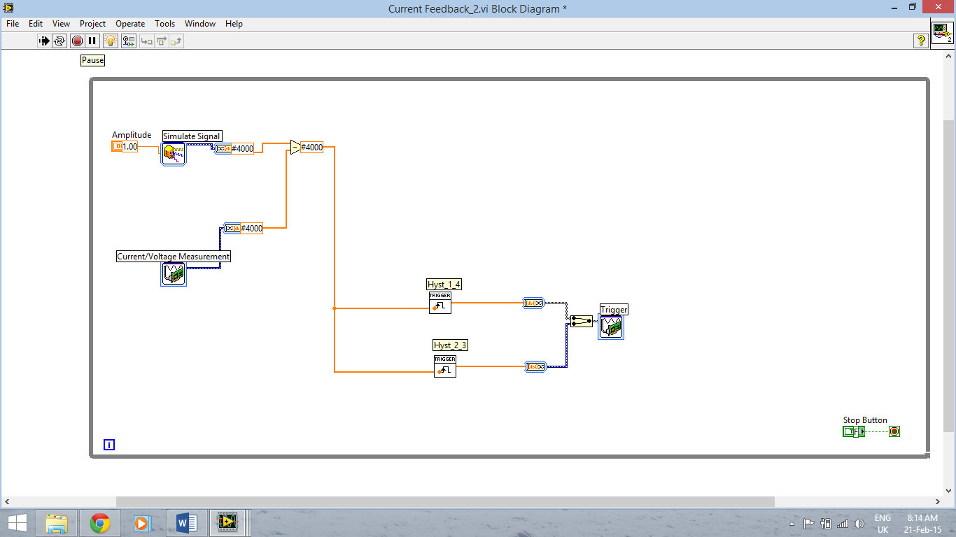 Multifunction Daq Topics Ni Usb 6008 Wiring Diagram Current Controlled Inverter