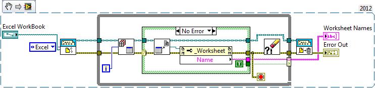 Solved Read back sheet names in excel workbook Discussion – Excel Worksheet Name