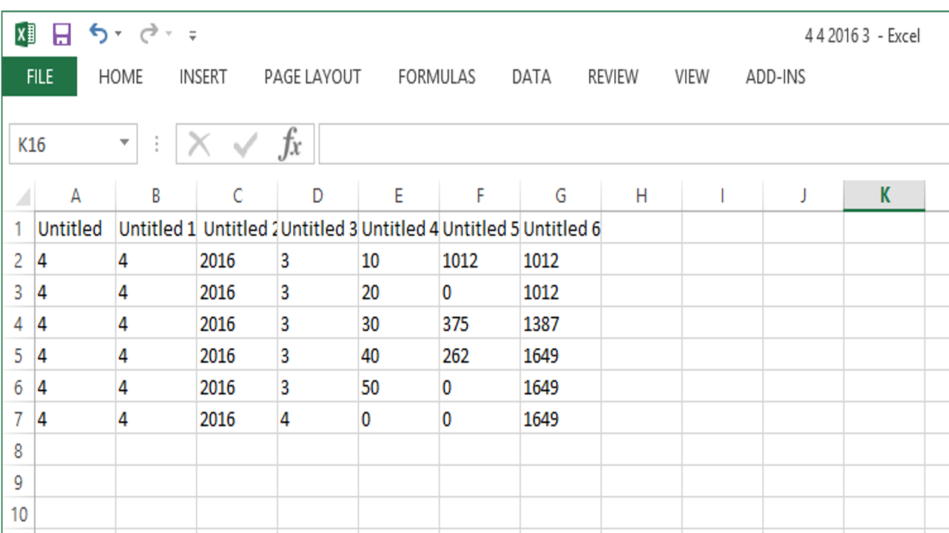 Solved write excel file   NI Community