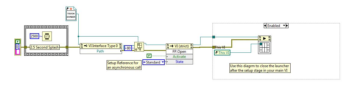 Launcher Code