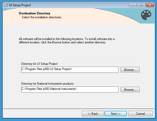 Example Installer Continuation