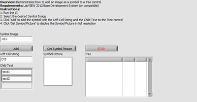 Add Item to Tree with custom Symbol - Front Panel.png
