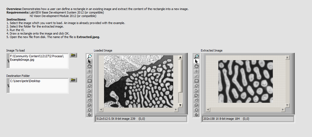 Extract A User Selectable Part Of An Image As New Image - Front Panel.png