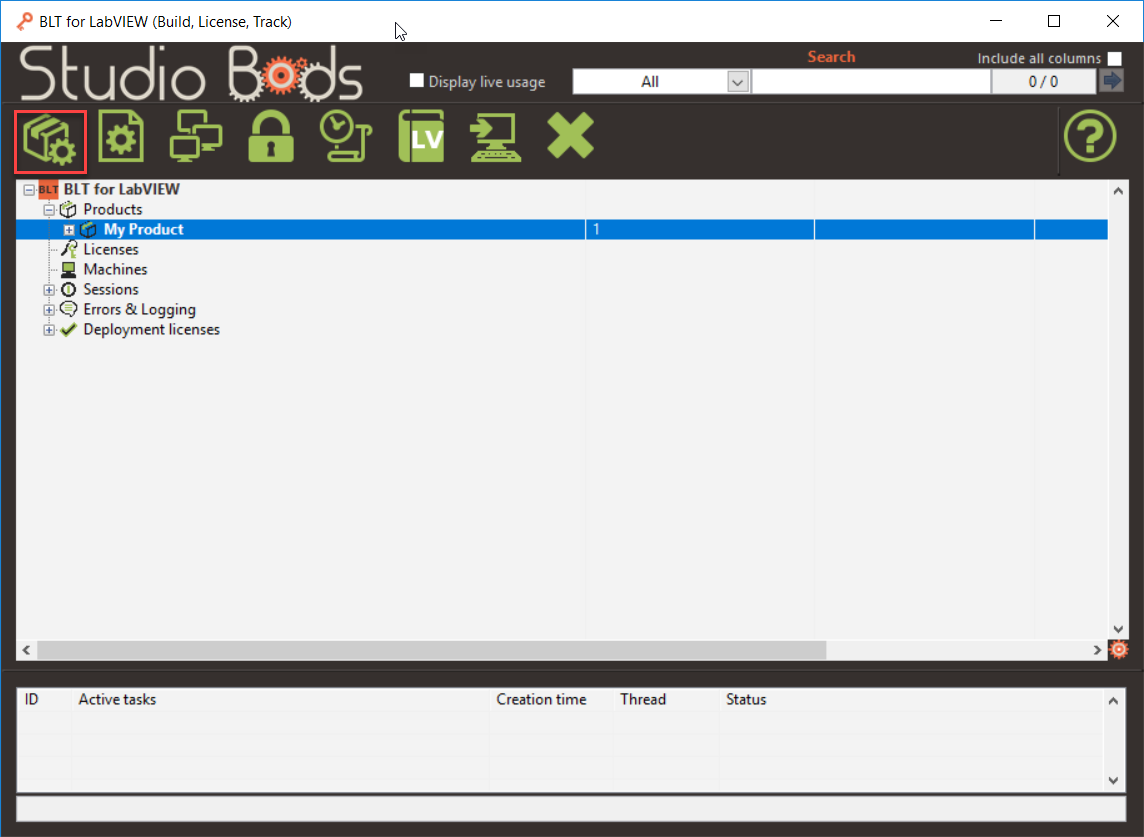 Configure Product Attributes