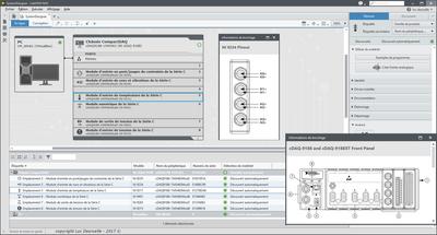 Intégré dans NXG : Rechercher, identifier, configurer et documenter les éléments de votre système matériel