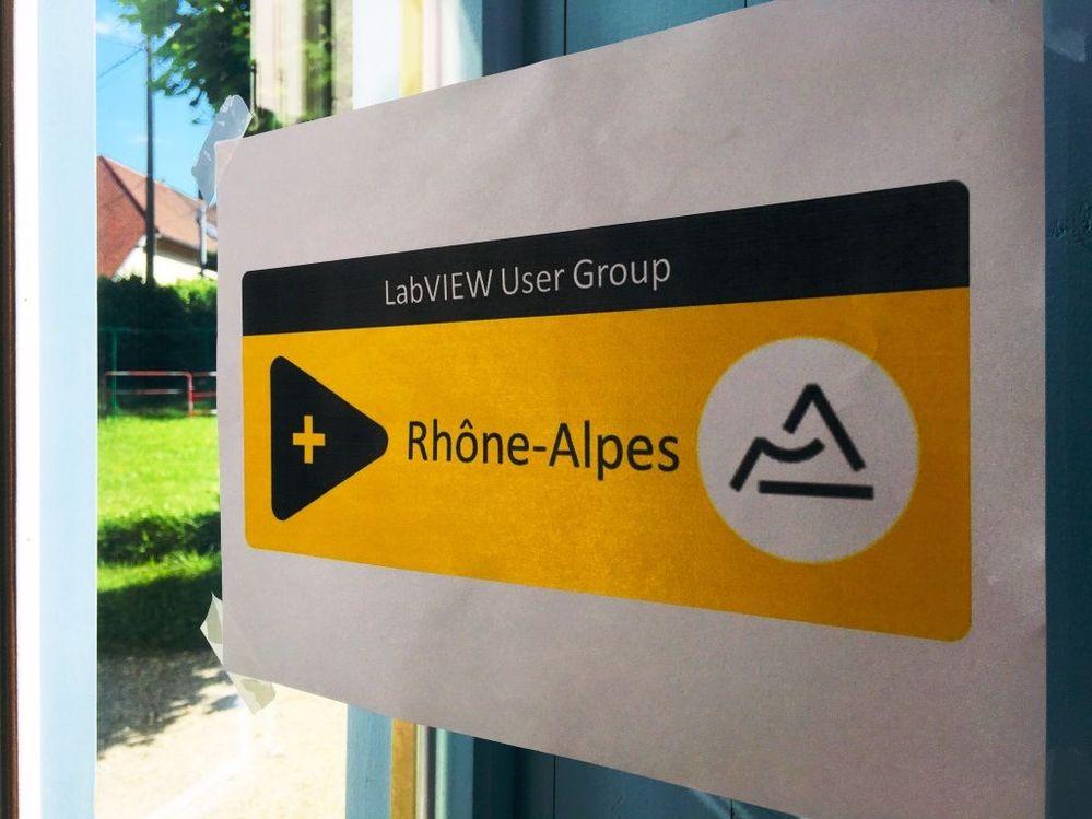 LUGE 5.0 le User Group des développeurs LabVIEW en Rhône-Alpes