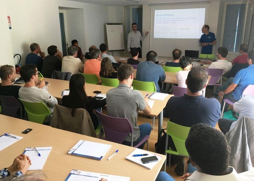 Olivier Jourdan et Bertrand Pouteau : la méthode Agile