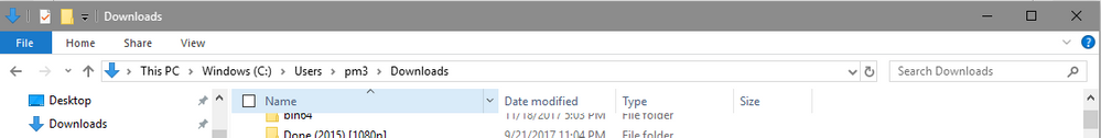 Find your merged file