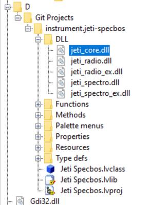 Files view