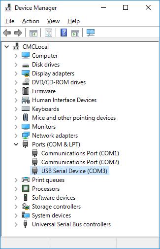 USB Serial Device