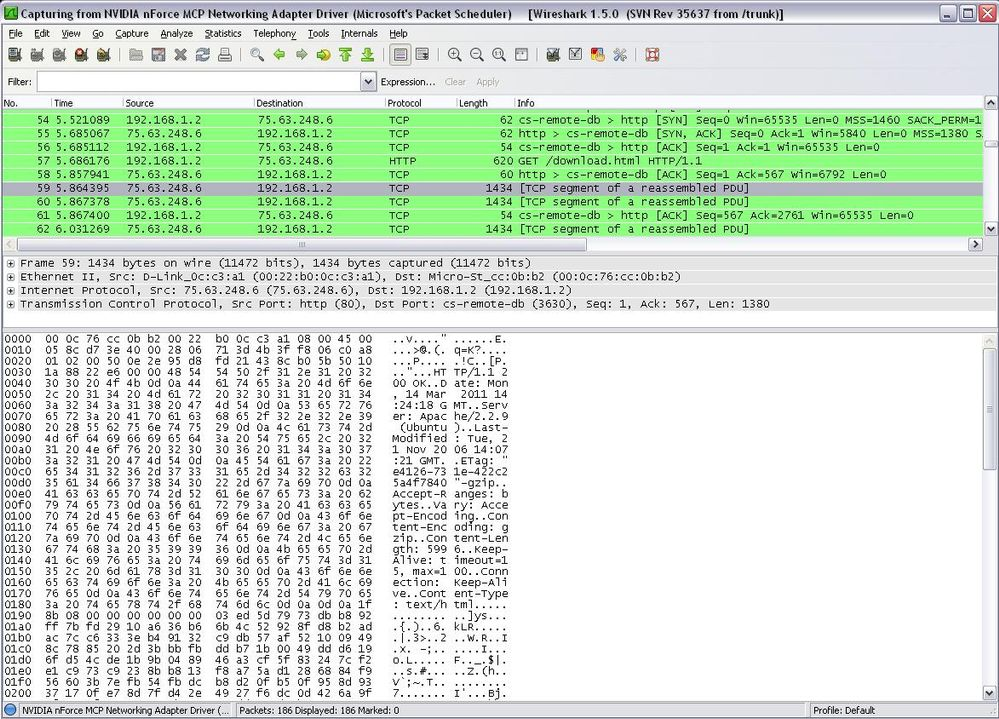 packet sniffer - NI Community - National Instruments