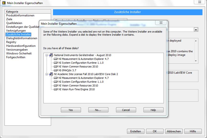 Vision Development Module Runtime Download - NI