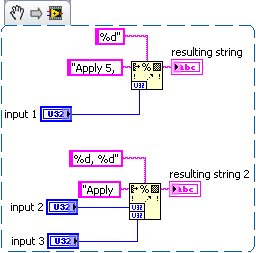 how to put an integer into a string
