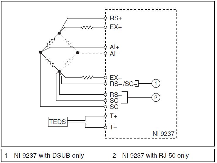 how to connect load cell