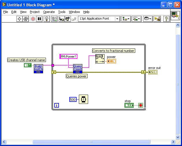 Newport meter power query.PNG