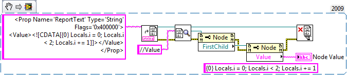 XML parsing get node text content and single node when