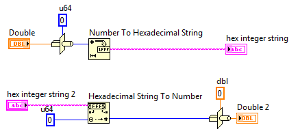 how to write a hex string in c