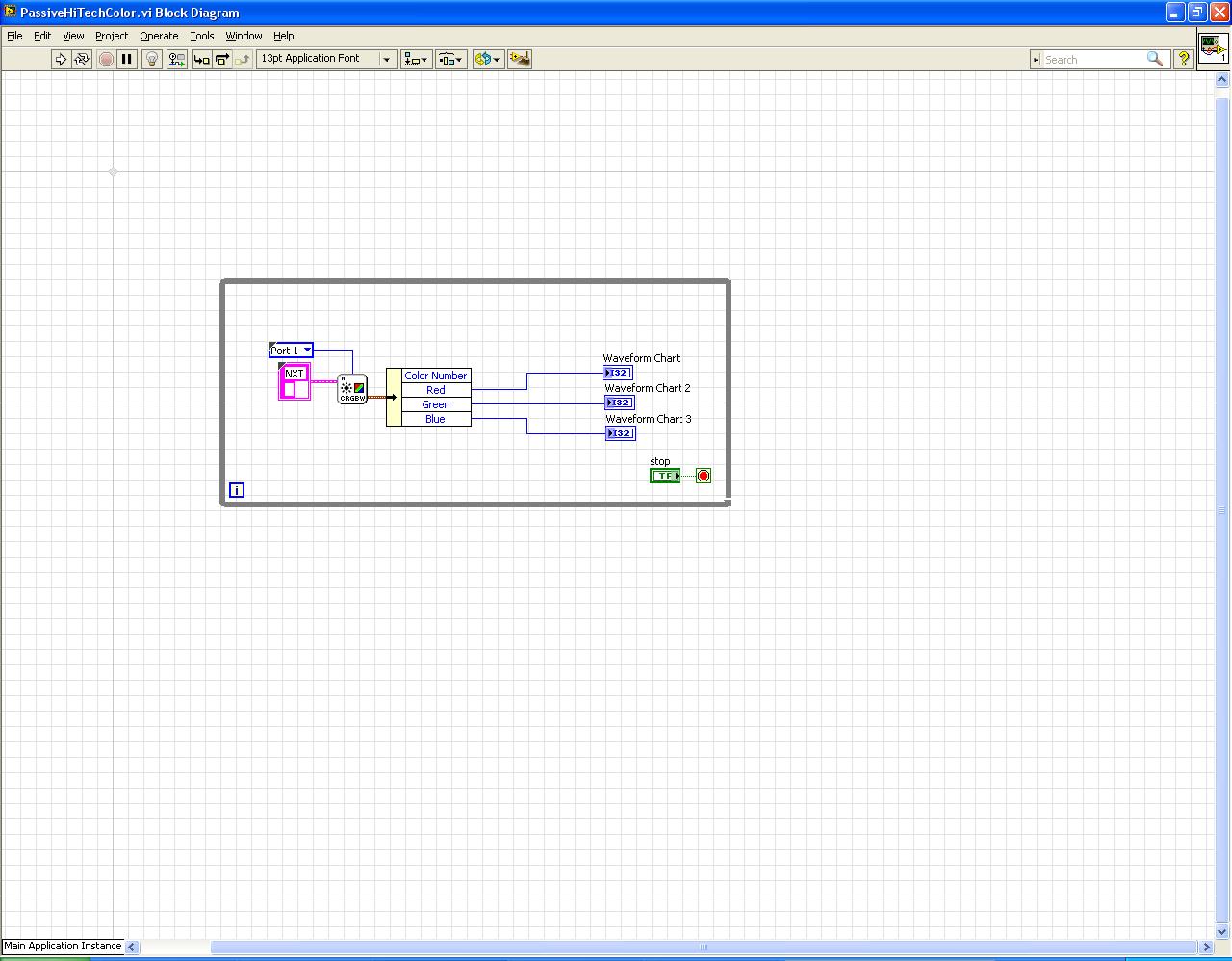 Hitechnic color sensor passive mode - Discussion Forums ...