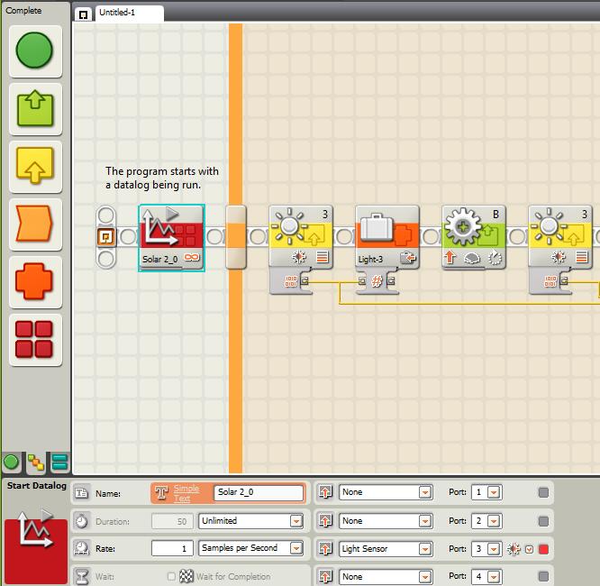 Programming a NXT Solar Tracking Station - NI Community