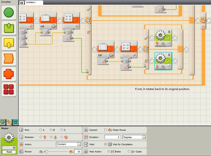 Programming A Nxt Solar Tracking Station Ni Community