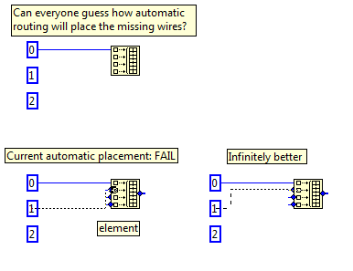 Automatic Wire Routing