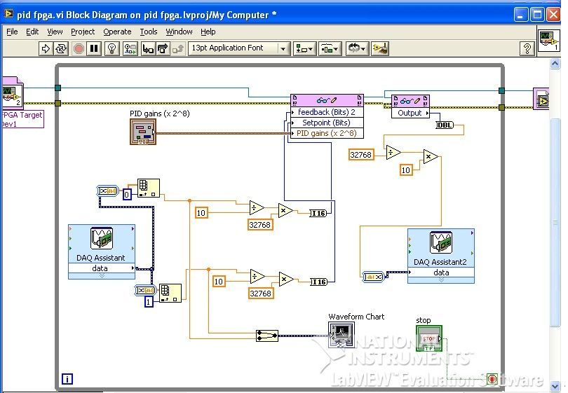 problem getting in pid fpga ni community national instrumentsServomotor Controllers National Instruments #10