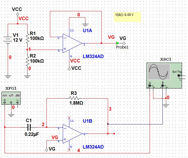 regarding simulation of ecg signal in multisim software discussion rh forums ni com Digital Multimeter Circuit Digital Multimeter Circuit