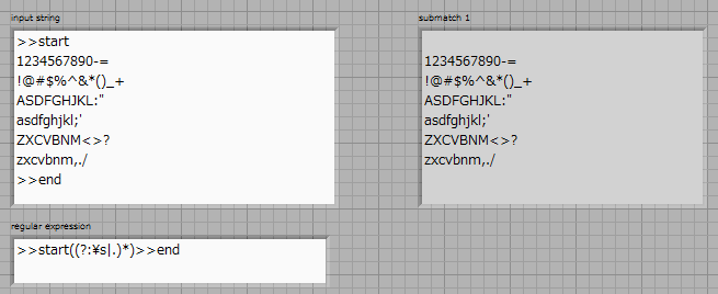 Solved: How to Capture Multiple Line String using Regular